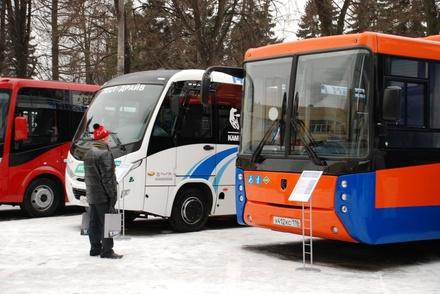 Нижний Новгород планирует приобрести 200 новых автобусов
