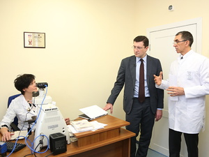 «Росатом» подключился к созданию онкологического кластера в Нижегородской области
