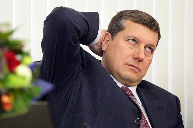 «Единая Россия» остановила членство Олега Сорокина впартии