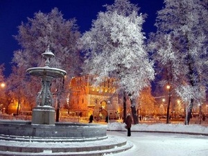 1 января в Нижегородской области пойдет дождь