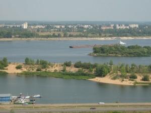 В Нижнем Новгороде открылся 20-й международный форум «Великие реки»