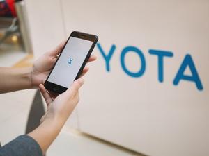 Yota открыла безлимитный доступ к новым категориям приложений