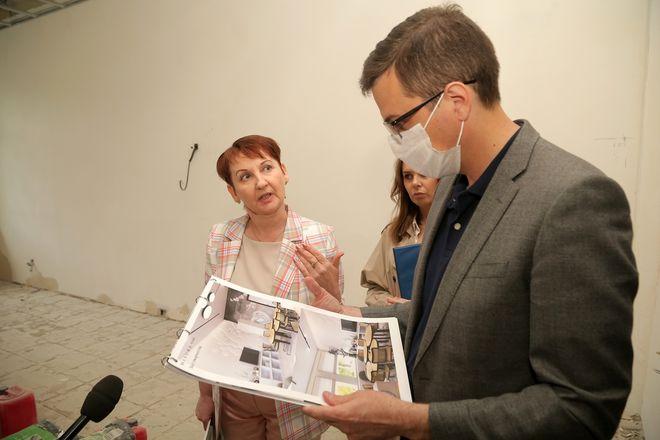 Модельная библиотека с доступом к технологиям виртуальной реальности откроется в Канавине - фото 2
