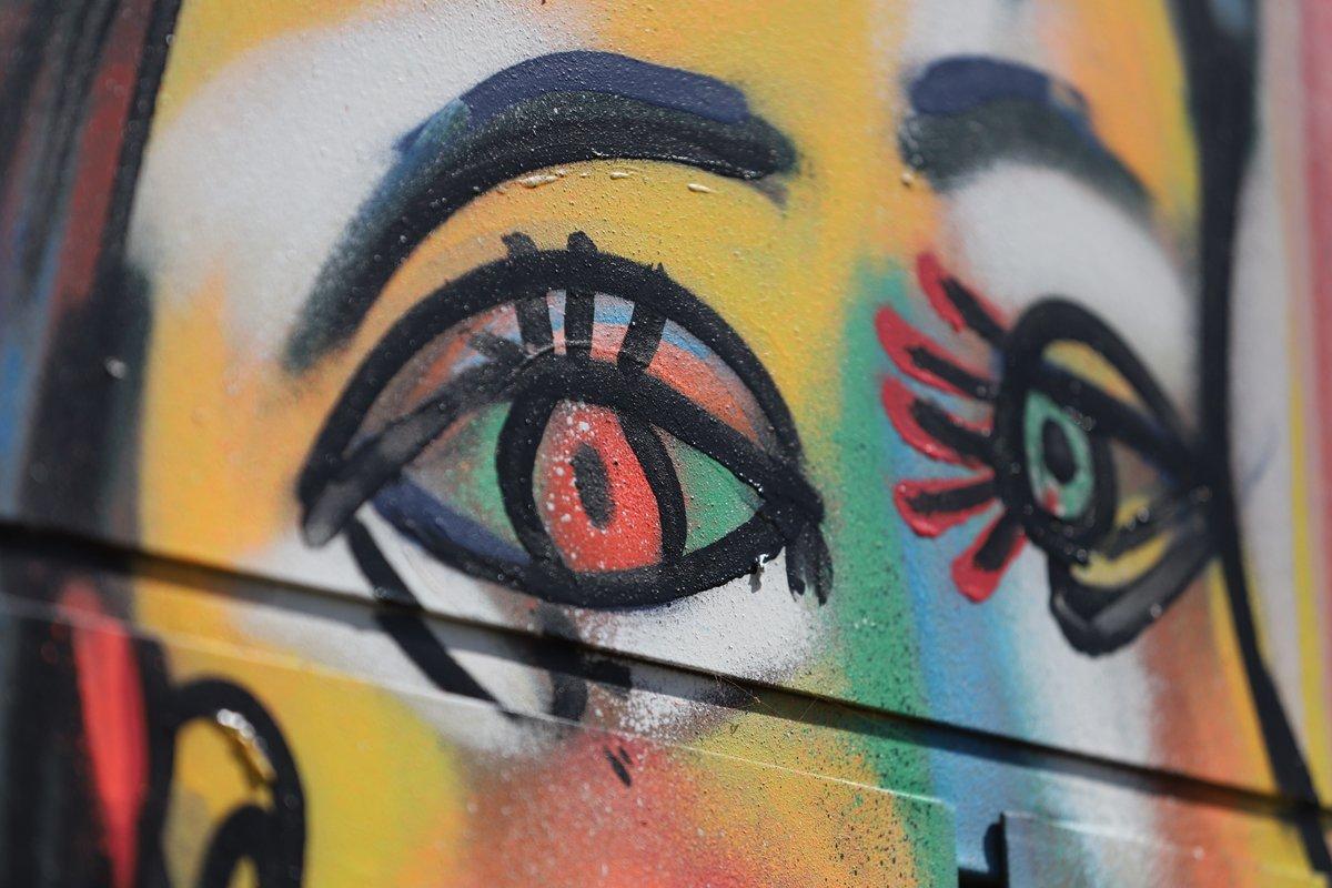 Полотна Пикассо появились на улицах Дзержинска - фото 2
