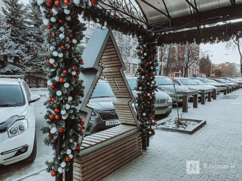 Праздничные уголки: ищем места для атмосферных фото в Нижнем Новгороде - фото 5