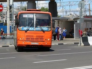 Маршруты нескольких нижегородских автобусов сократят из-за велопробега