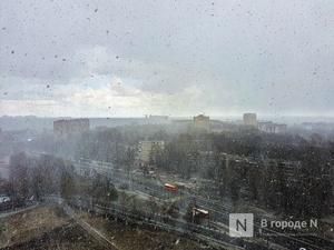 Град и сильный ветер ожидаются в Нижегородской области 18 апреля