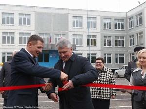 Сергей Белов открыл новый детский городок безопасности в Нижнем Новгороде (ФОТО)
