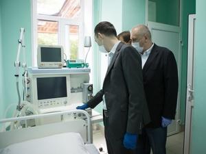 Инфекционное отделение для пациентов с коронавирусом в Выксе отремонтируют к концу июня