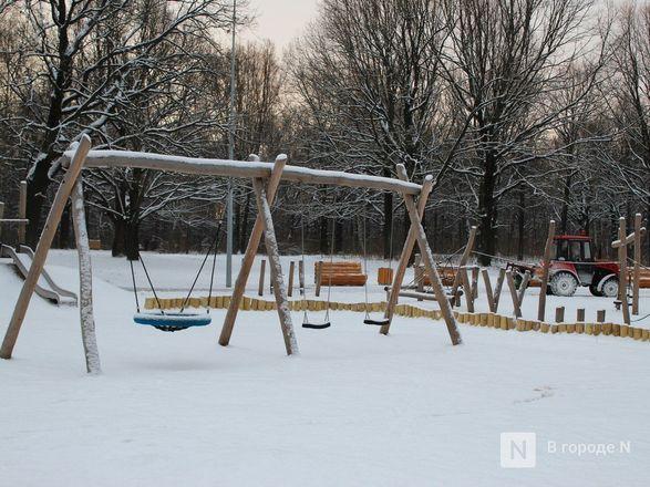 Скалодром и новые развлечения для детей появились в парке «Дубки» - фото 26
