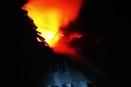 Взрыв газа в Дальнеконстантиновском районе