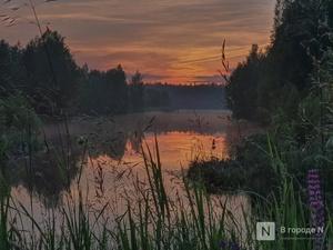 Первая неделя сентября в Нижегородской области будет теплой, но дождливой