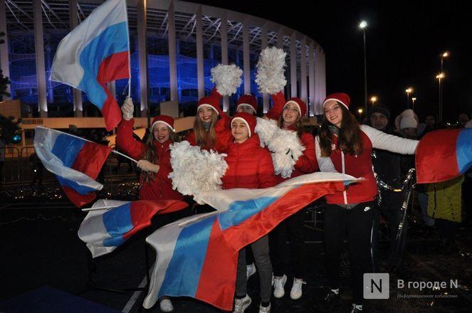 Ирина Слуцкая с ледовым шоу открыла площадку «Спорт Порт» в Нижнем: показываем, как это было - фото 41