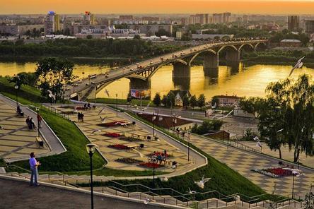 Панову представят концепции развития общественных пространств Нижнего Новгорода