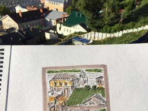 Нижегородцев научат рисовать под открытым небом