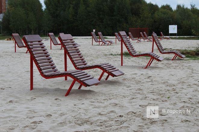 Пляж, качели, два фонтана: как преобразился Канавинский район - фото 98
