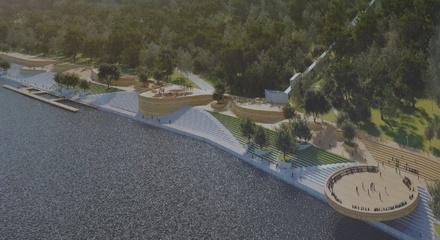 Виталий Мутко поддержал преображение парка «Швейцария»