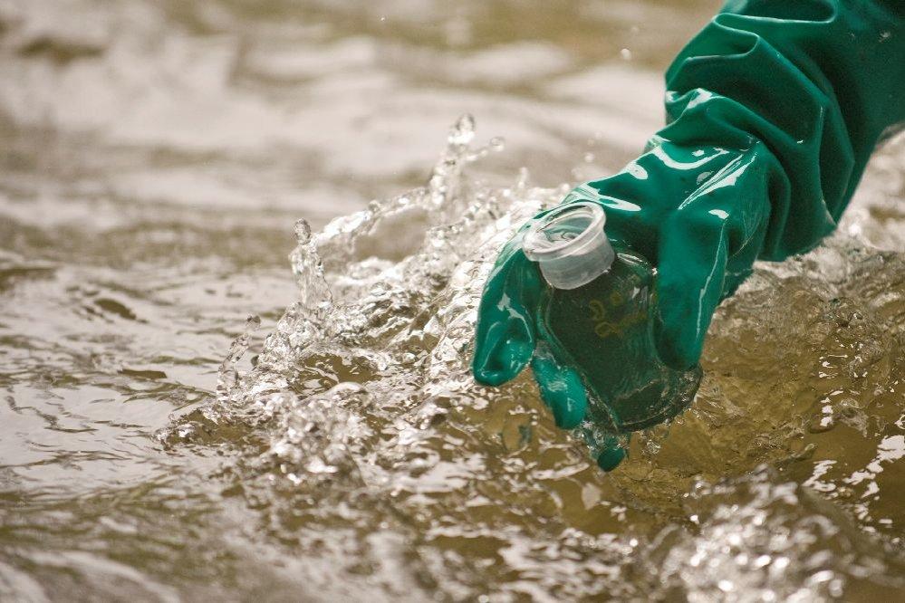 Вода из родника в поселке Пушкино непригодна для питья - фото 1