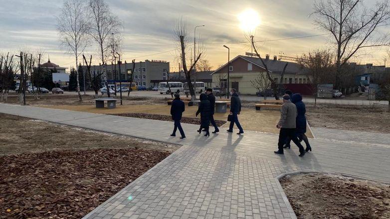 Сквер Корабелов в Навашине ждет дополнительное озеленение - фото 3