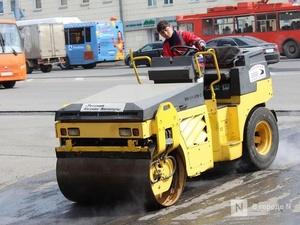 Следить за ремонтом дорог в Нижнем Новгороде теперь можно на интерактивной карте