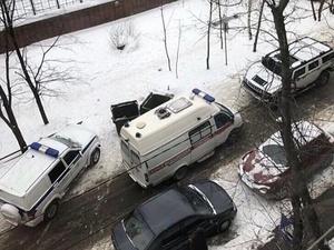 В Нижнем Новгороде пьяный водитель «Хаммера» помешал проезду скорой помощи