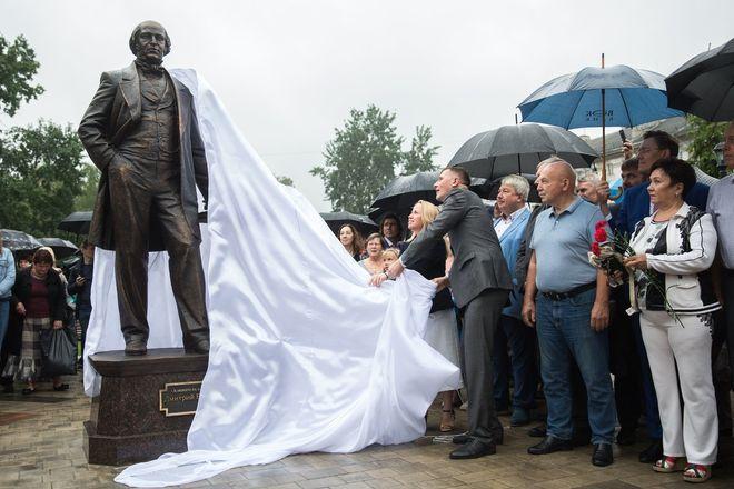Памятник основателю завода «Красное Сормово» появился в Нижнем Новгороде - фото 1