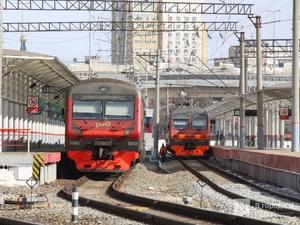 Нижегородские железнодорожники напомнили пассажирам о необходимости соблюдения масочного режима на вокзалах и в поездах