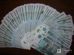 Больше 34 тысяч рублей составляет средняя зарплата нижегордцев