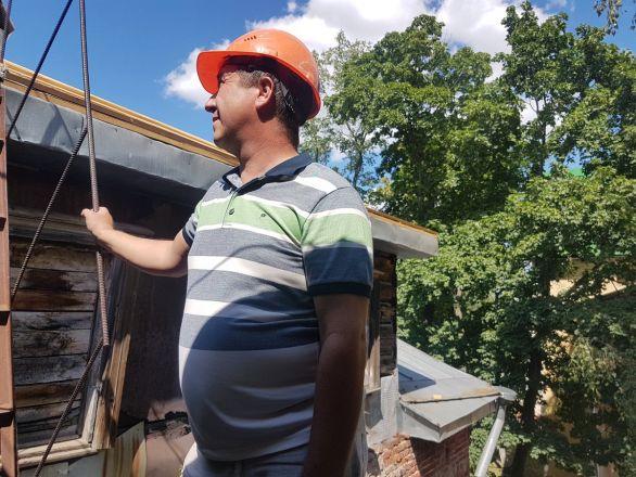 Нижегородцы смогут наблюдать за восстановлением исторического здания - фото 2