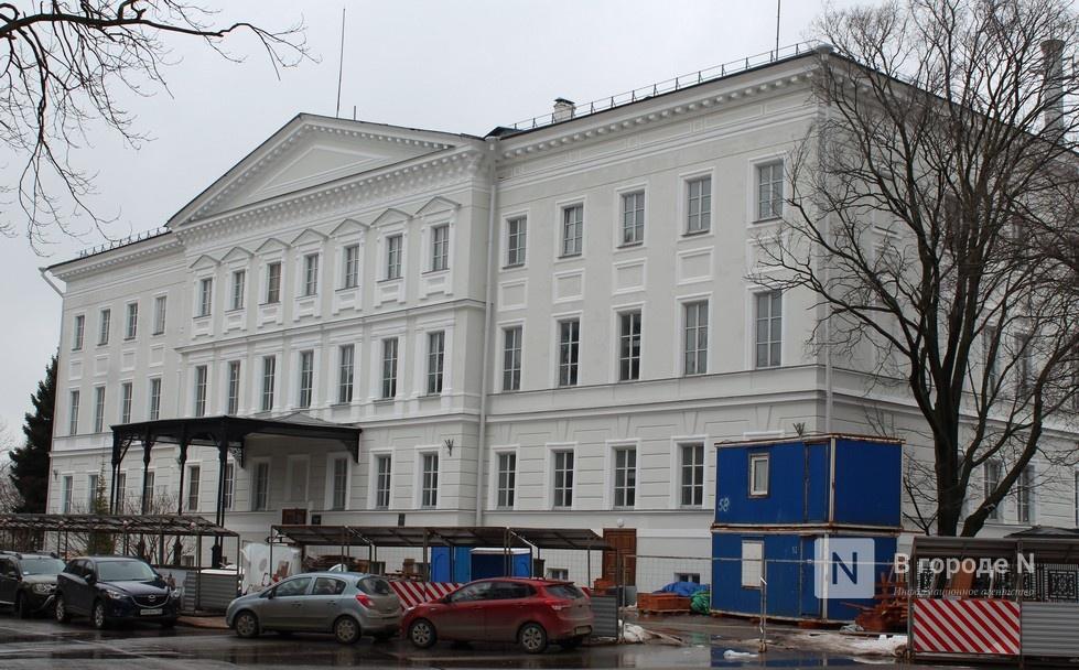 Отреставрированный Художественный музей откроется в Нижнем Новгороде летом - фото 1