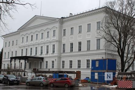 Отреставрированный Художественный музей откроется в Нижнем Новгороде летом
