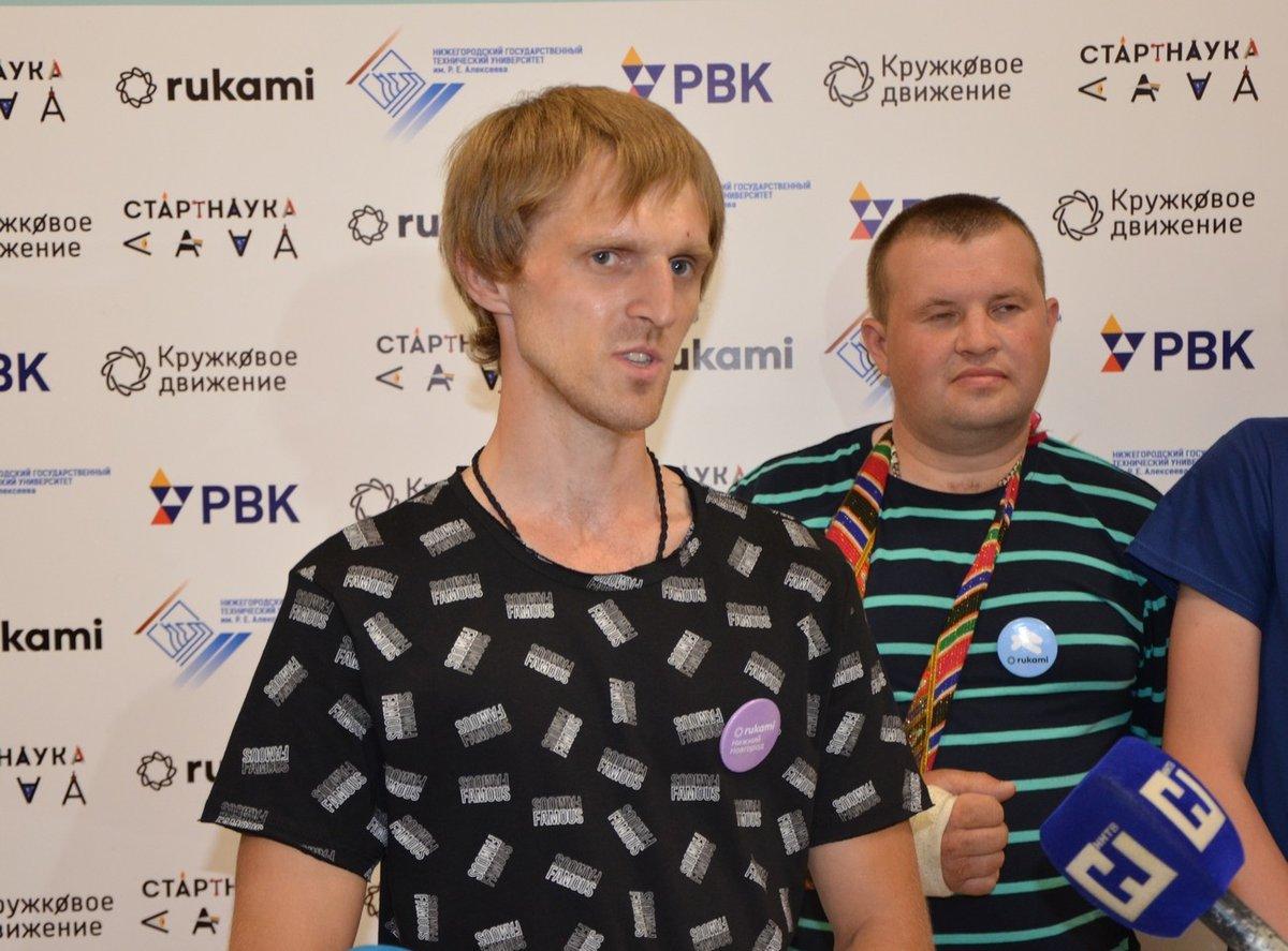 По стопам Кулибина: фестиваль изобретателей Rukami впервые прошел в Нижнем Новгороде - фото 2