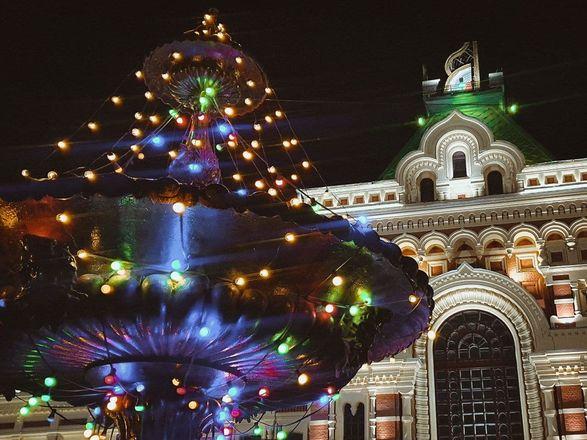 Праздничные уголки: ищем места для атмосферных фото в Нижнем Новгороде - фото 12