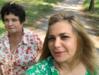 Актриса Ирина Пегова заселфилась с мамой по пути на выксунский рынок
