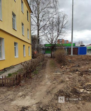Строители инфекционного госпиталя раскурочили двор жителям с улицы Генкиной - фото 9