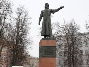 Памятник Минину отреставрируют за 4,1 млн рублей в Нижнем Новгороде