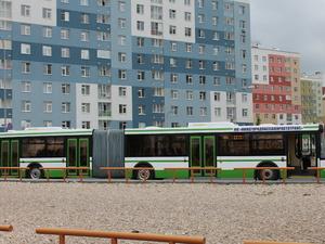 Два из восьми сломанных автобусов-гармошек отремонтировали в Нижнем Новгороде