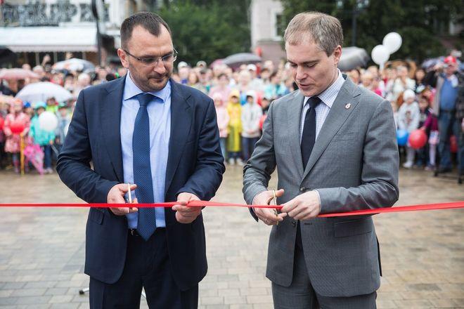 Памятник основателю завода «Красное Сормово» появился в Нижнем Новгороде - фото 2