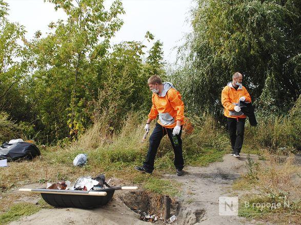 Волонтеры очистили берега Пермяковского озера в рамках акции компании En+ Group - фото 8