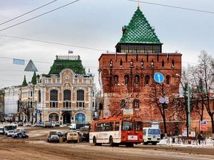 Центр Нижнего Новгорода перекроют на ноябрьские праздники