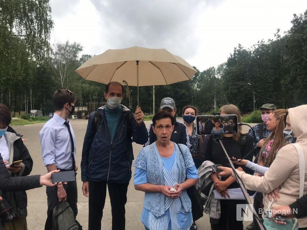 Нижегородские активисты просят немедленно прекратить благоустройство парка «Швейцария» - фото 2