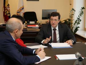Глеб Никитин претендует на место в совете директоров «ГАЗа»