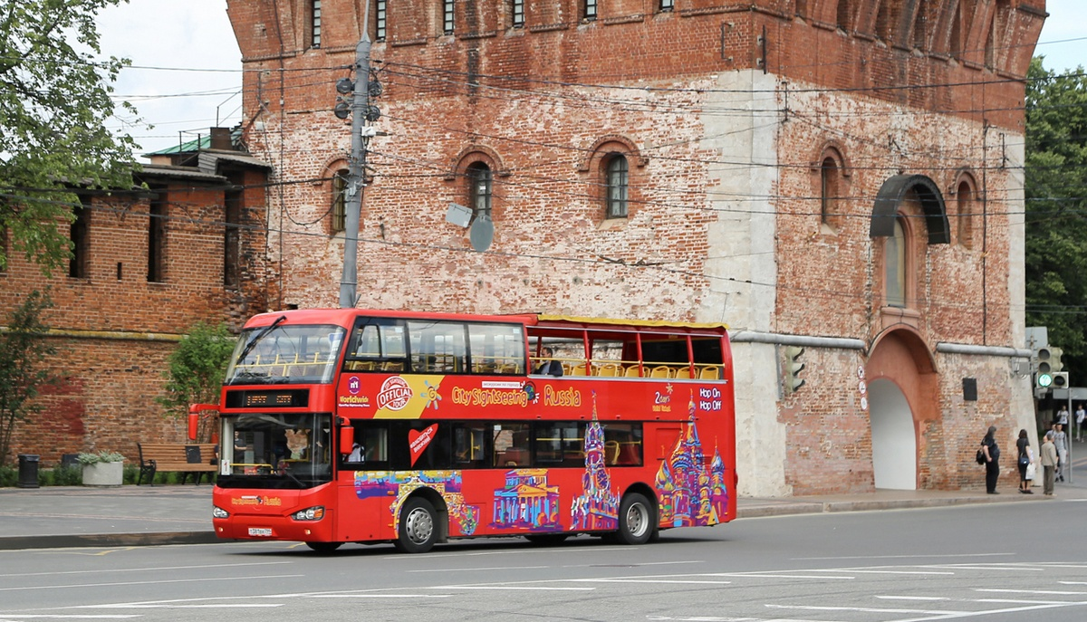 Двухэтажный автобус снова начал возить экскурсии по Нижнему Новгороду - фото 1