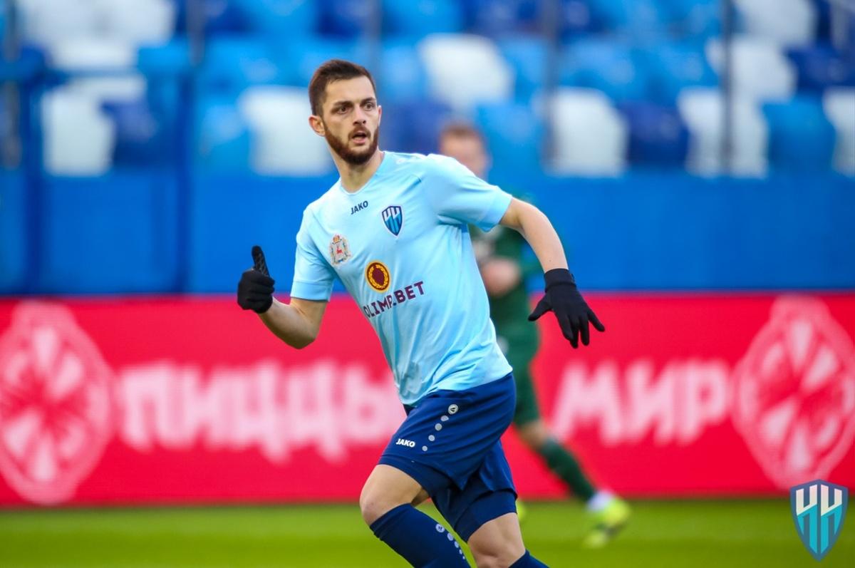 Новичок ФК «НН» Кавтарадзе стал автором самого быстрого гола в 33 туре ФНЛ - фото 1