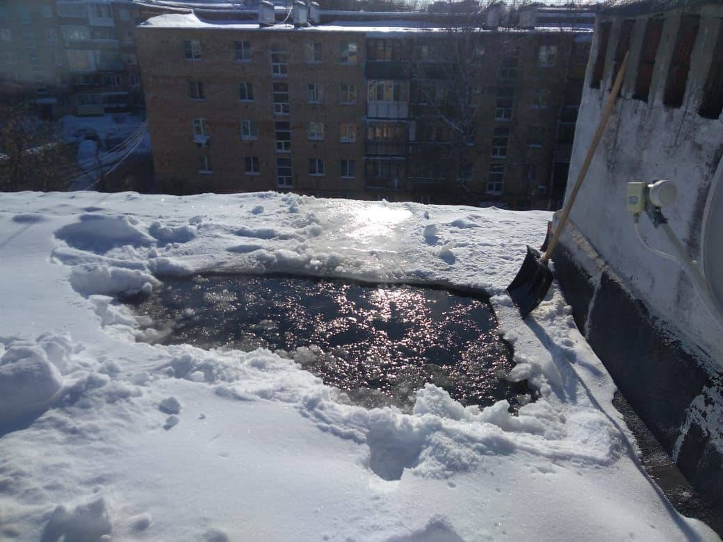 Административное дело завели на ДУК Нижегородского района из-за протекающей крыши - фото 1
