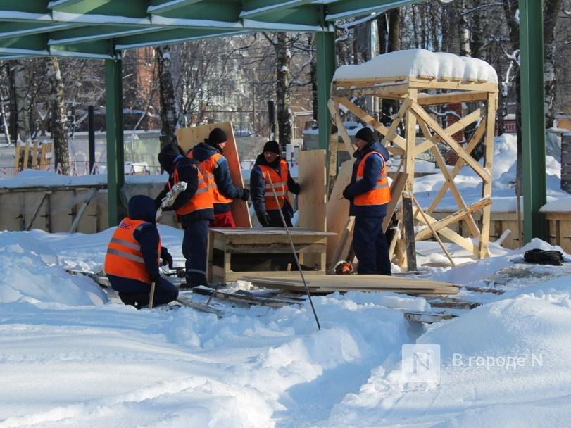 Более 240 рабочих благоустраивают нижегородскую «Швейцарию» - фото 2