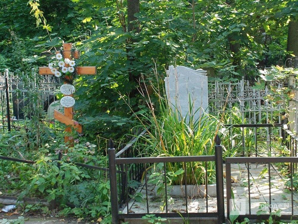 На всех кладбищах Нижнего Новгорода организовано дежурство - фото 1