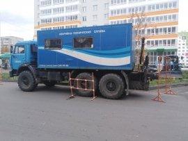 На Автозаводе жители 194 дома остались без воды - фото 1