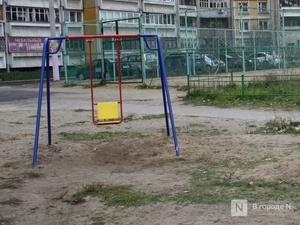 Ребенок чуть не остался без глаза на детской площадке в Павлове
