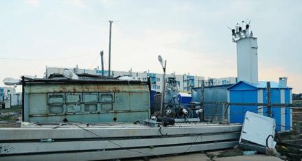 Дольщики «Окского берега» сняли фильм о проблемном жилом комплексе